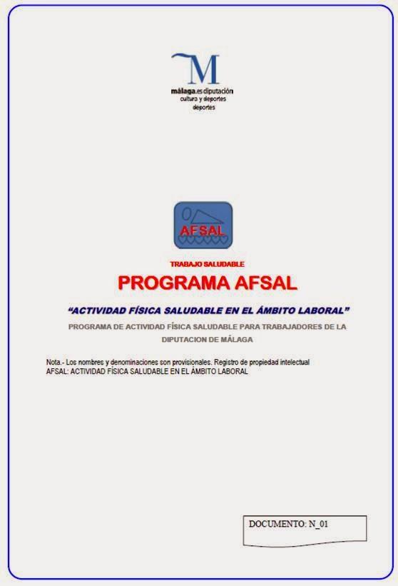 PROGRAMA PRINCIPAL BASADO EN EXPOSICIÓN DE GRANADA