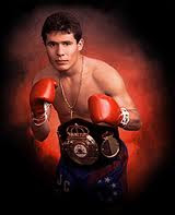 Julio Cesar Chavez Honored...