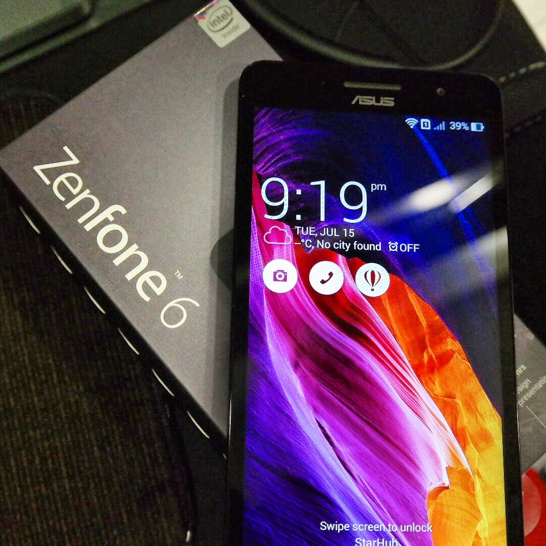 Currently On Hand With Me Is The Zenfone 6 Retailing In Singapore At A Mere S329 And Hardware Specs Are Pretty Impressive For Price