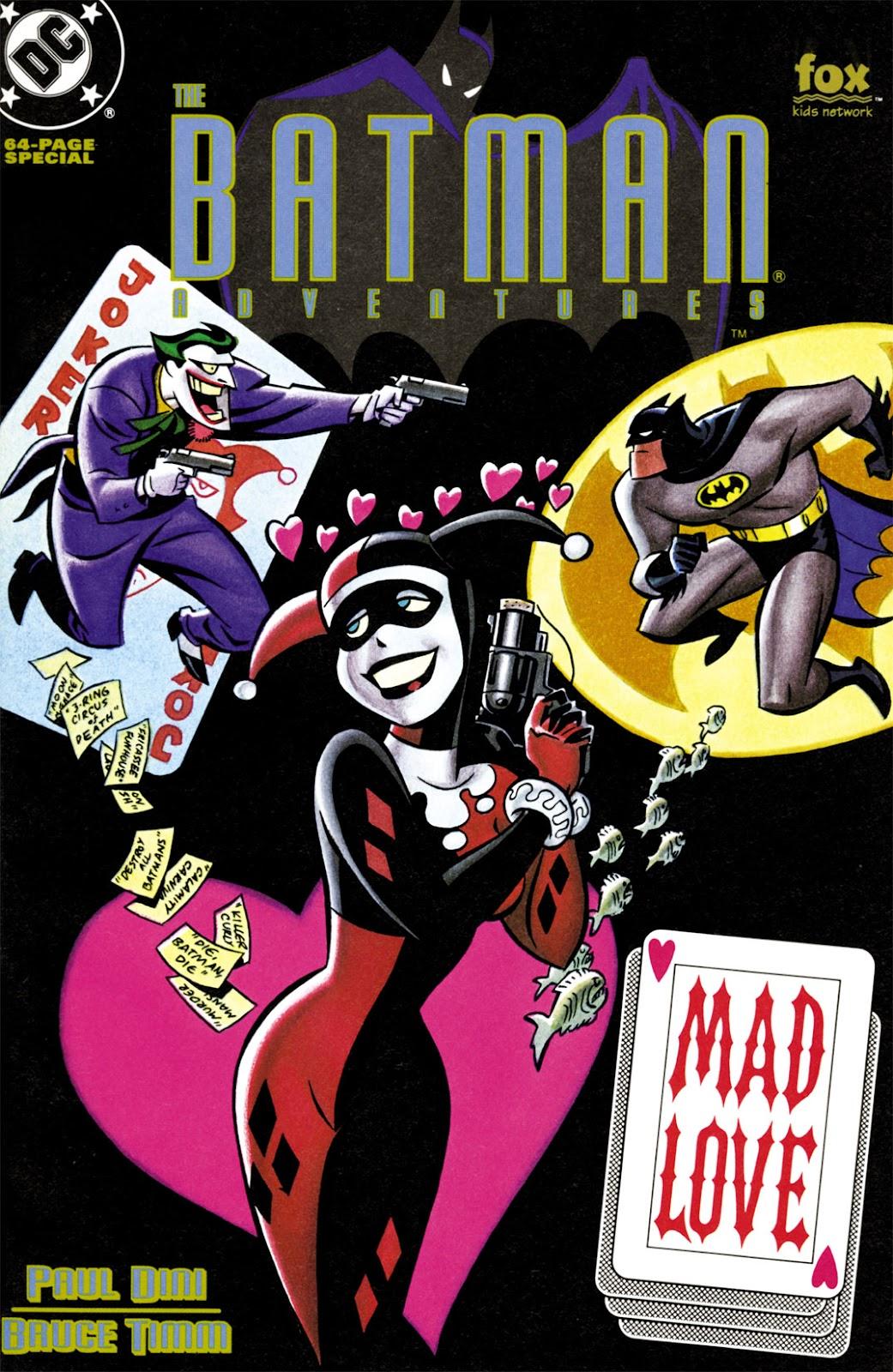 The Batman Adventures: Mad Love Full #1 - English 1