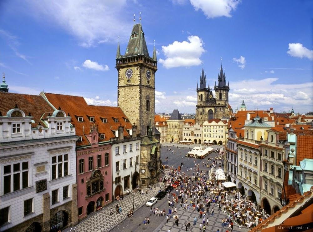 O que fazer em Praga - Pontos turísticos