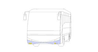 menggambar bus