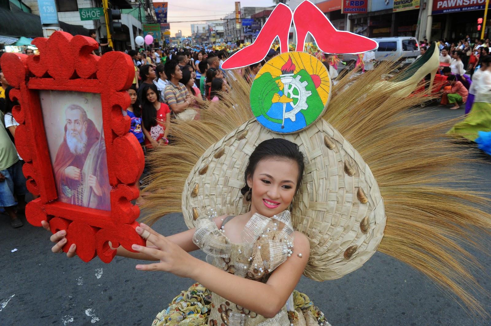 Marikina Events - Sapatos  (shoe) Festival 2014