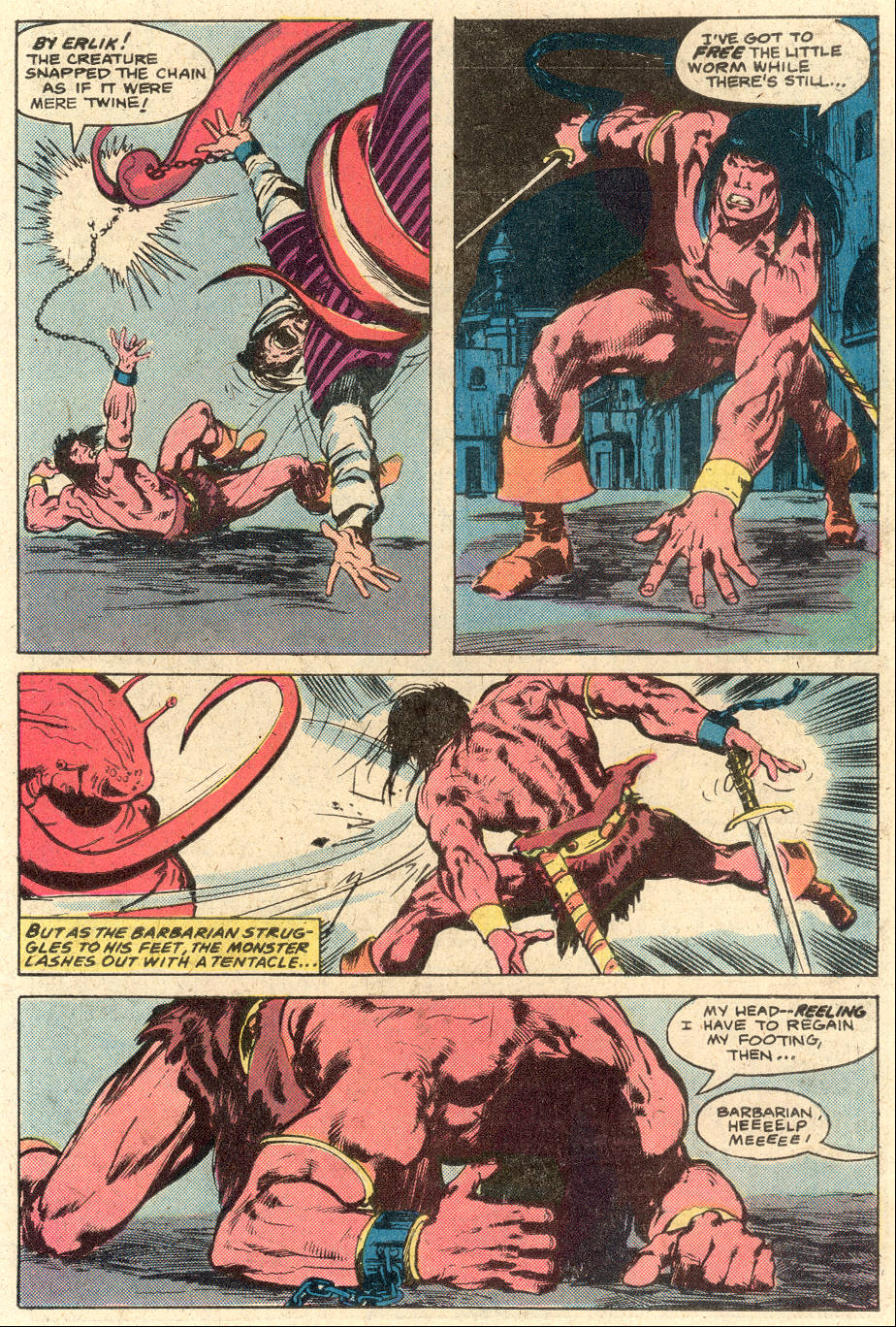 Conan the Barbarian (1970) Issue #116 #128 - English 15