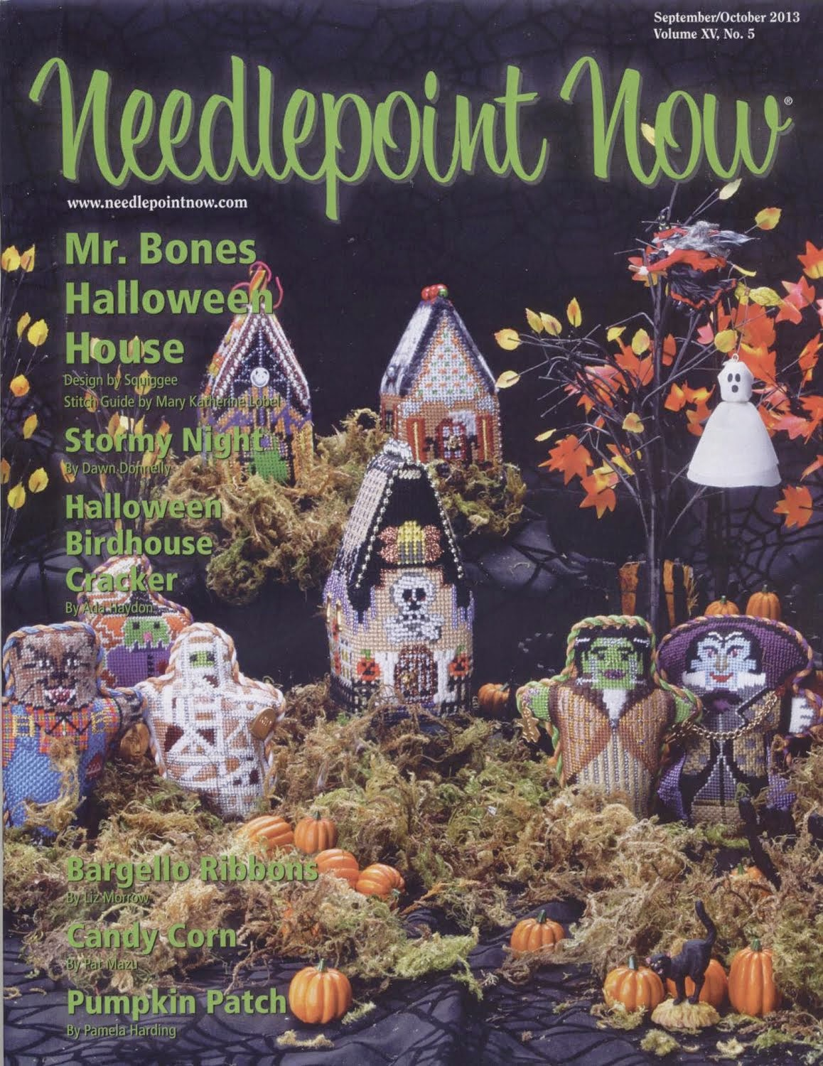 NEEDLEPOINT  NOW 2013 SEPT/OCT ISSUE
