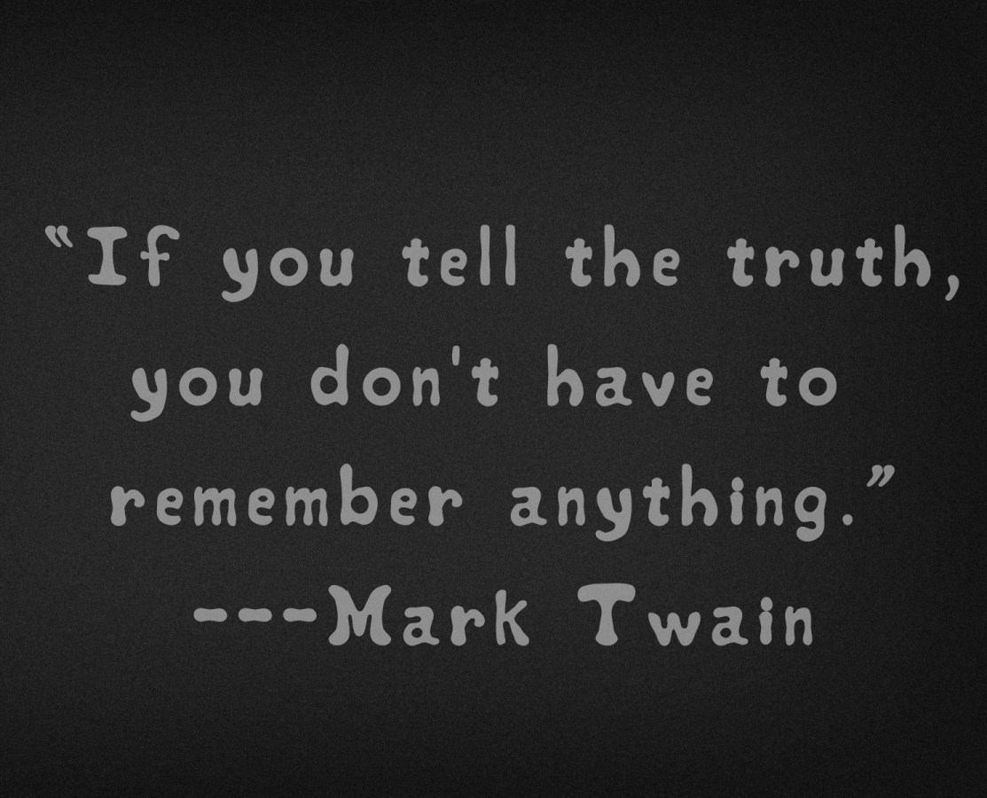 The importance of truth-telling in health care.