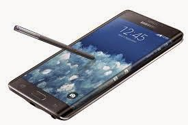 Samsung Galaxy Features Note 4 Edge Specifications