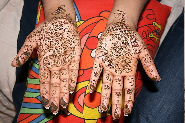 Mehndi Party Pictures : Easy mehndi designs for party desings