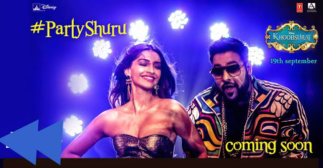 Abhi Toh Party Shuru Hui Hai – Khoobsurat (2014) Video Song 720p HD