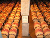 Walter Clore Reserve Barrel Room
