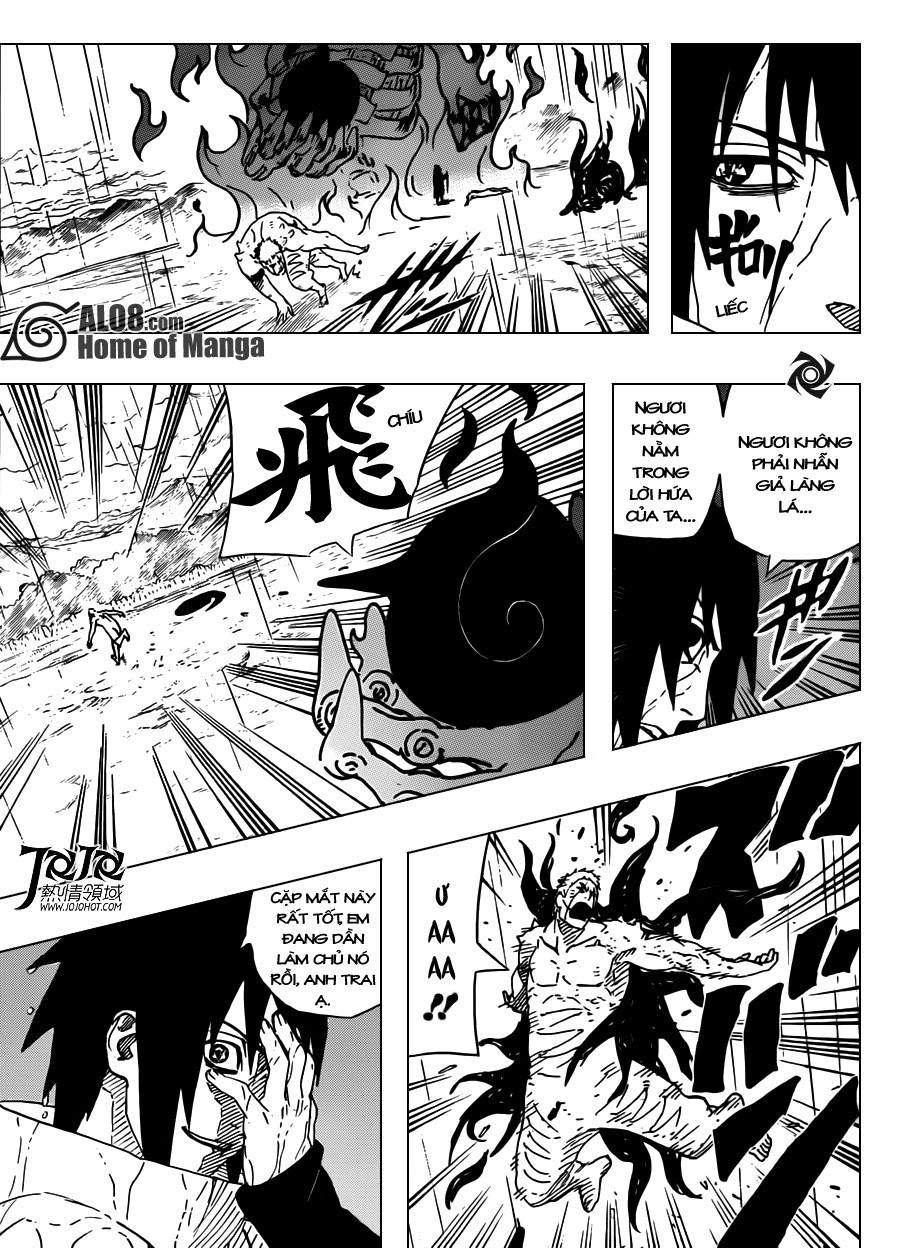 Naruto chap 574 Trang 15 - Mangak.info