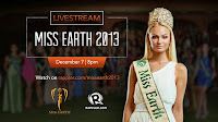 Miss Earth 2013 (Live Stream)