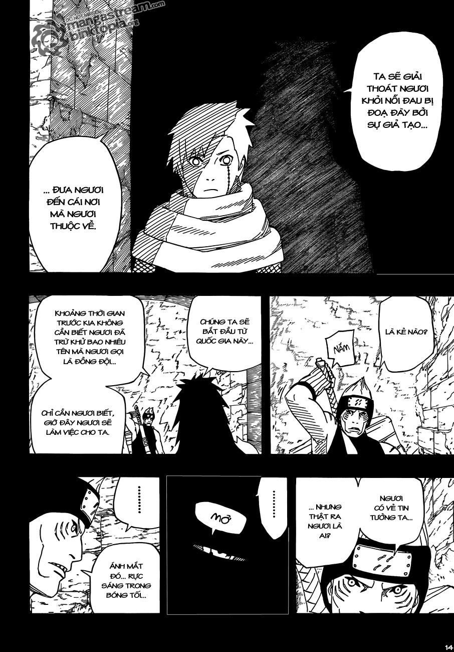 Naruto chap 507 Trang 12 - Mangak.info