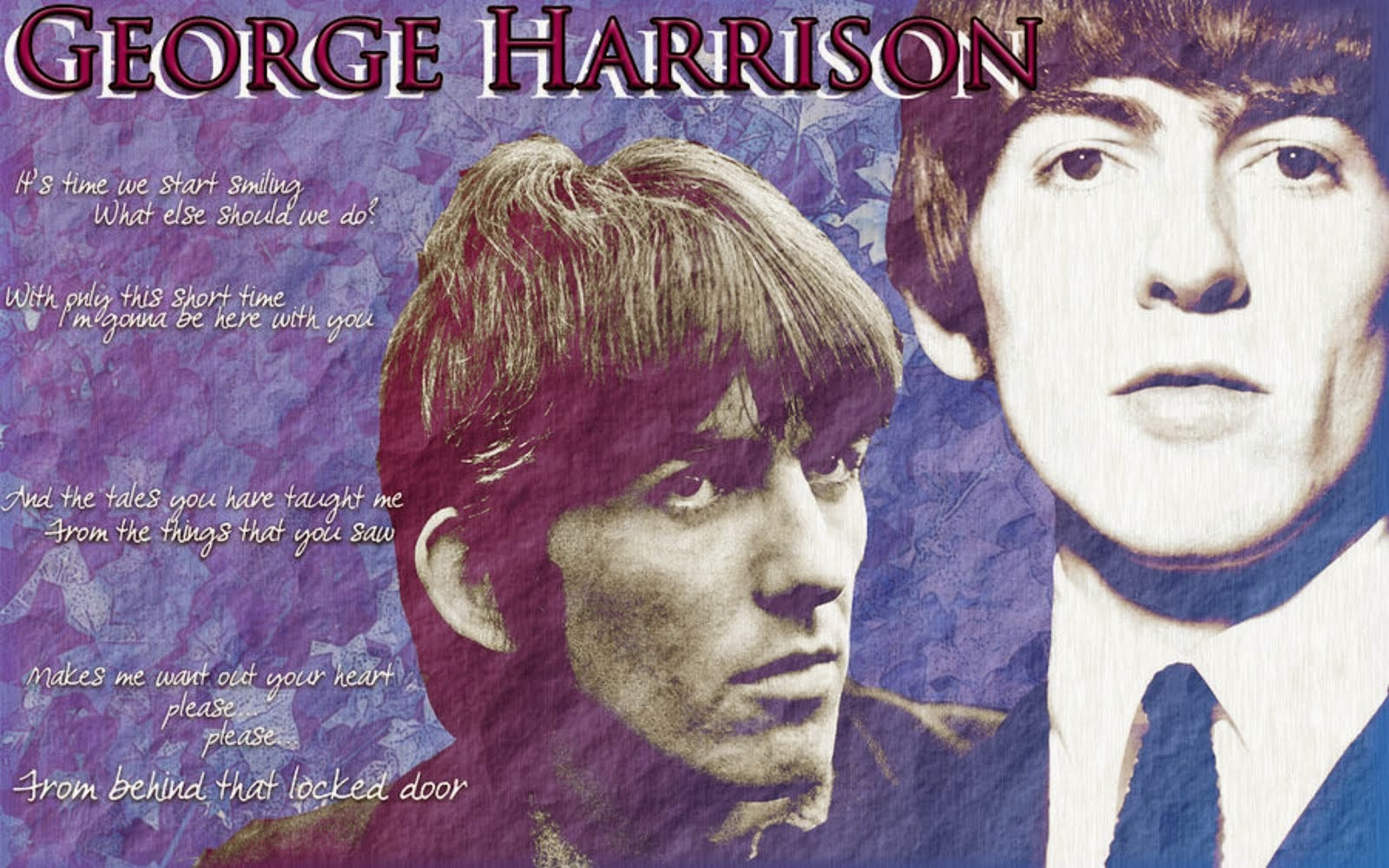 george harrison jesus - photo #30