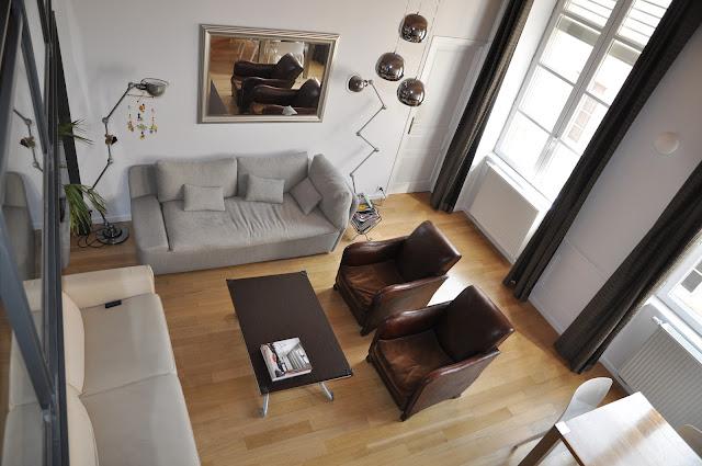 R novation d 39 un appartement canut lyon indoordesign for Renovation canut