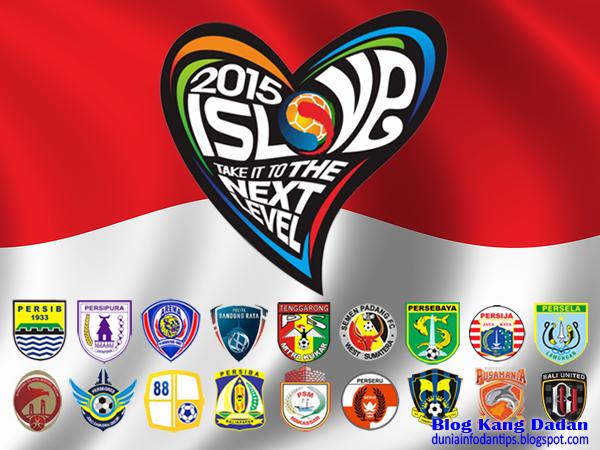 Jadwal ISL 2015