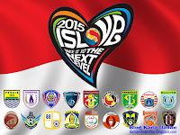 Jadwal dan Klasemen ISL 2015