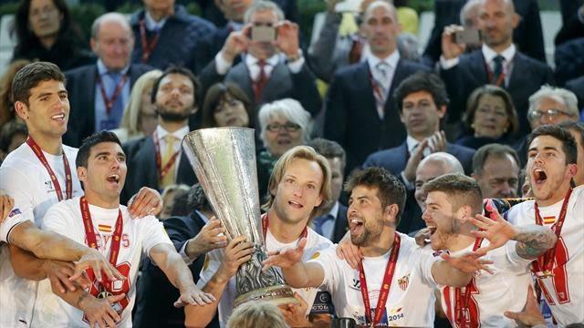 اشبيلية يفوز بلقب الدوري الاوروبي على حساب بنفيكا