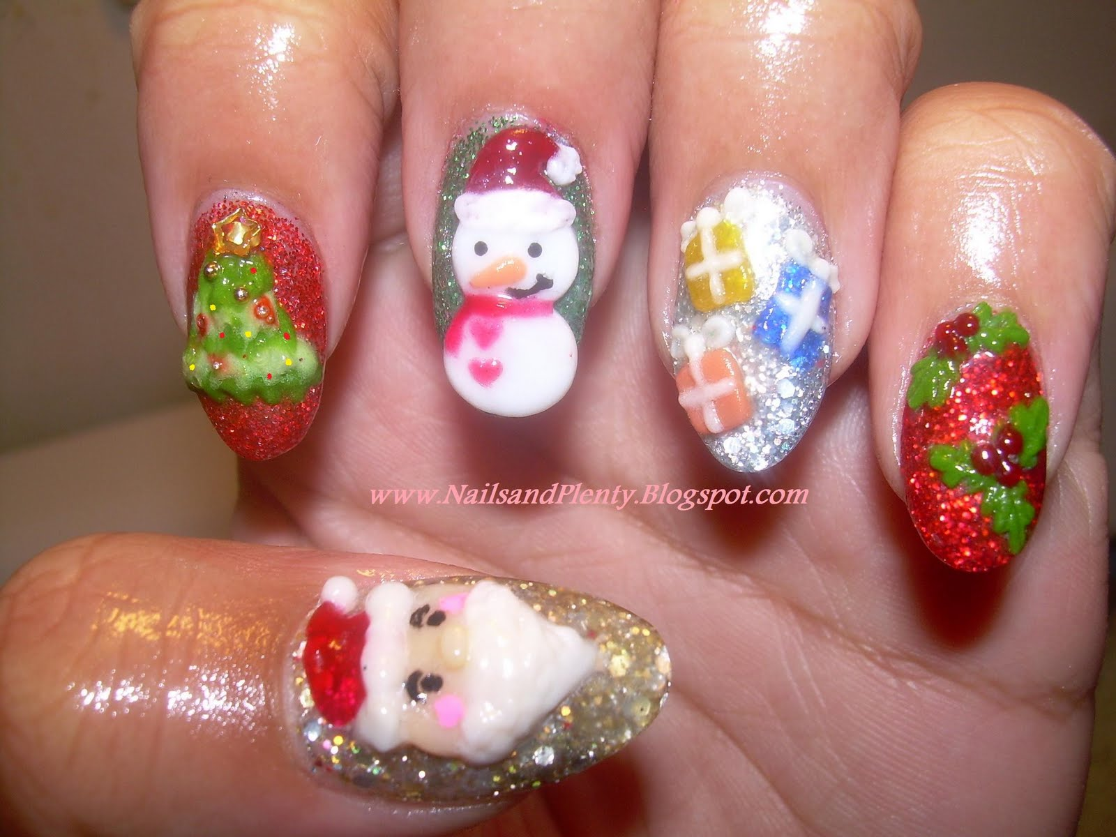 Very Popular Easy Nail Designs - Nail Picture Art