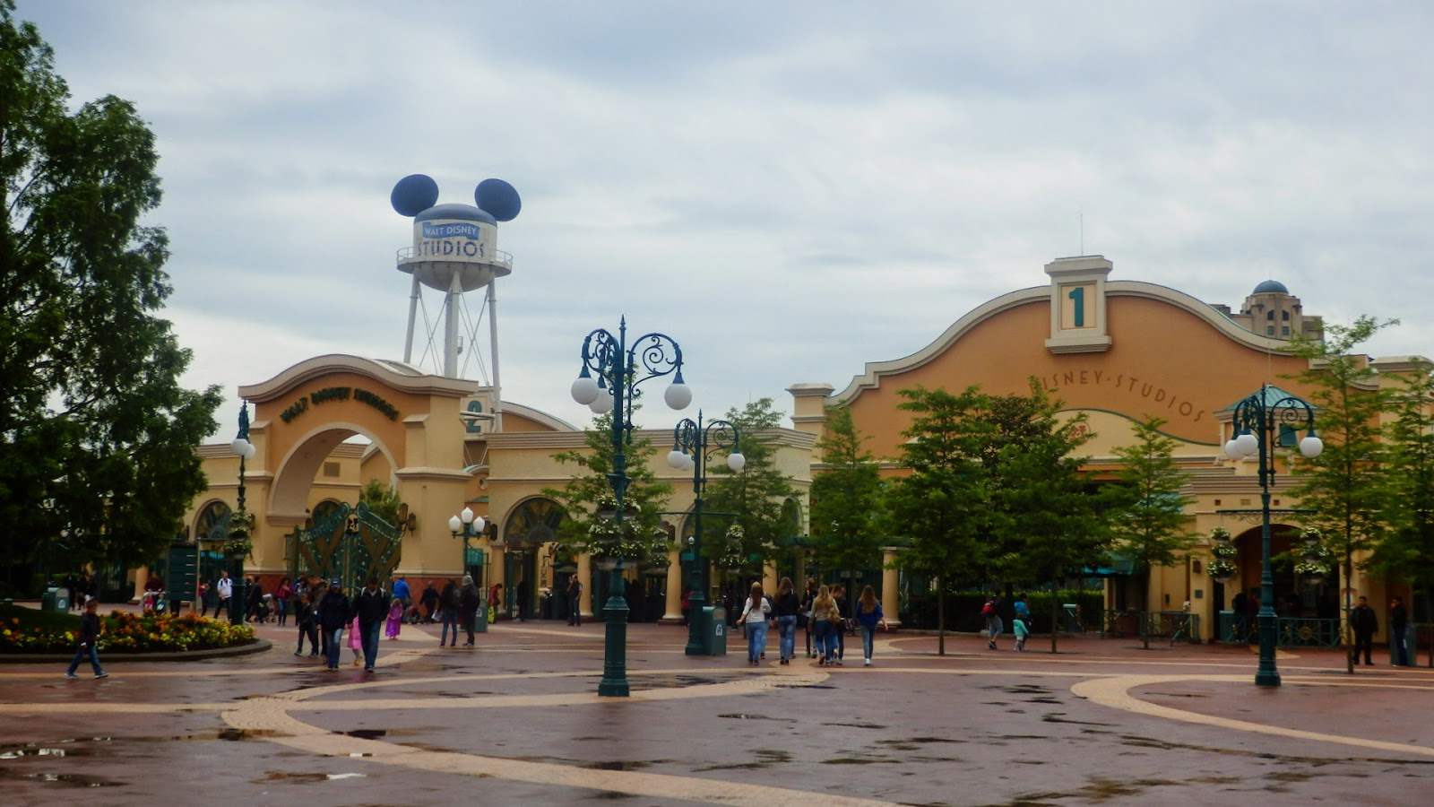 Walt Disney Studios in Disneyland Paris