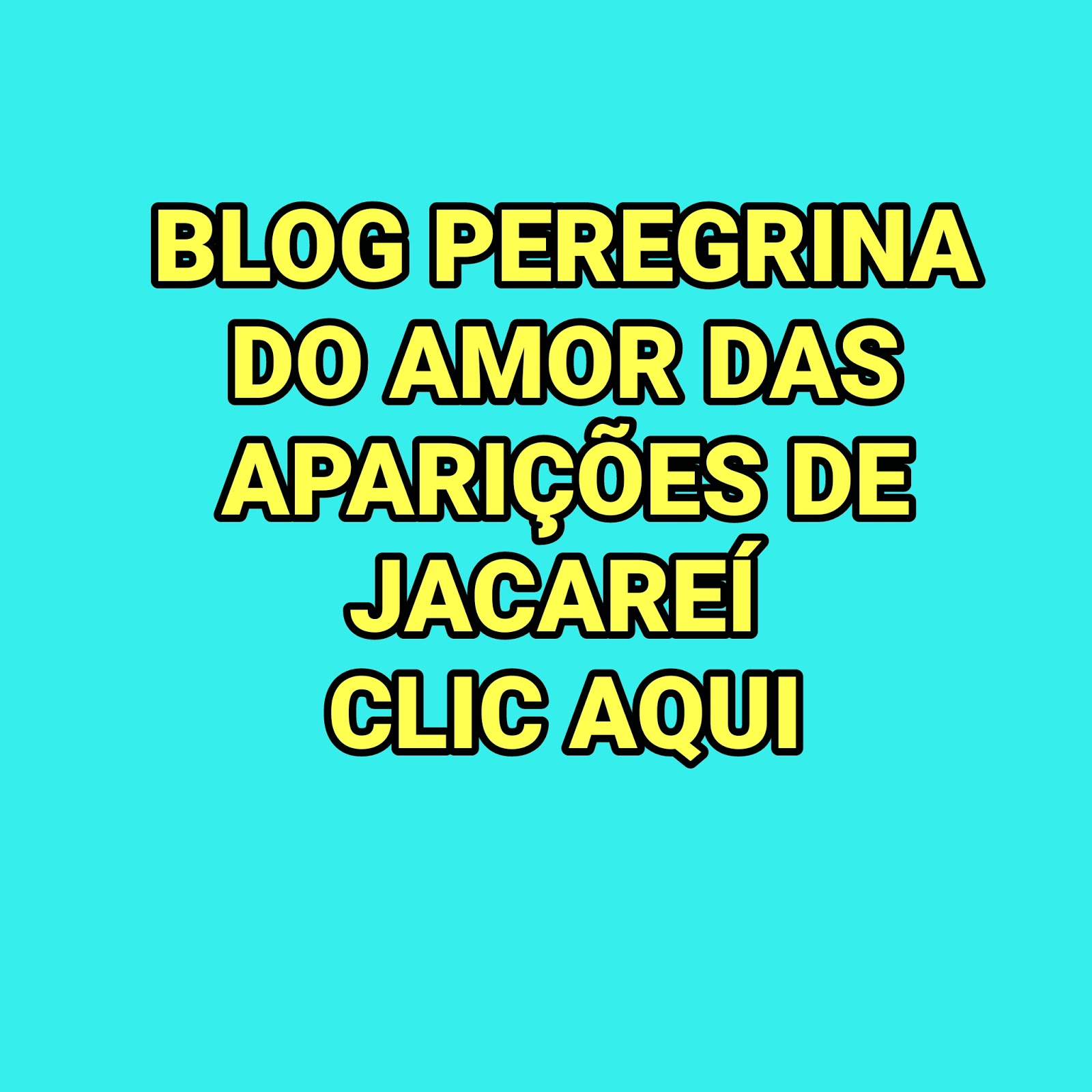 BLOG PEREGRINA DO AMOR