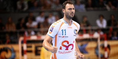 Jerome Fernandez se fractura una mano. Francia es una enfermería | Munddo handball