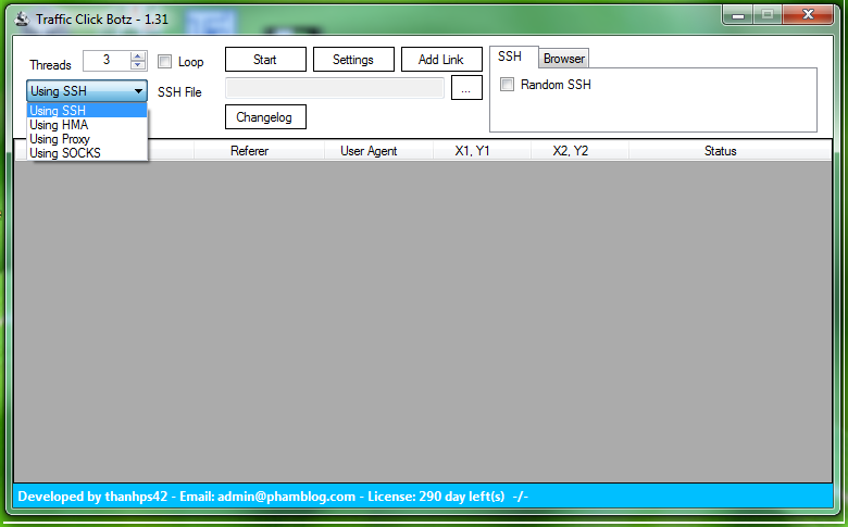 How to download a file from my server using SSH