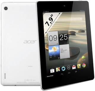 Acer Iconia A1-810 Tablet Android Jelly Bean 4.2