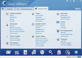 Glary Utilities Pro 3.3.0.112