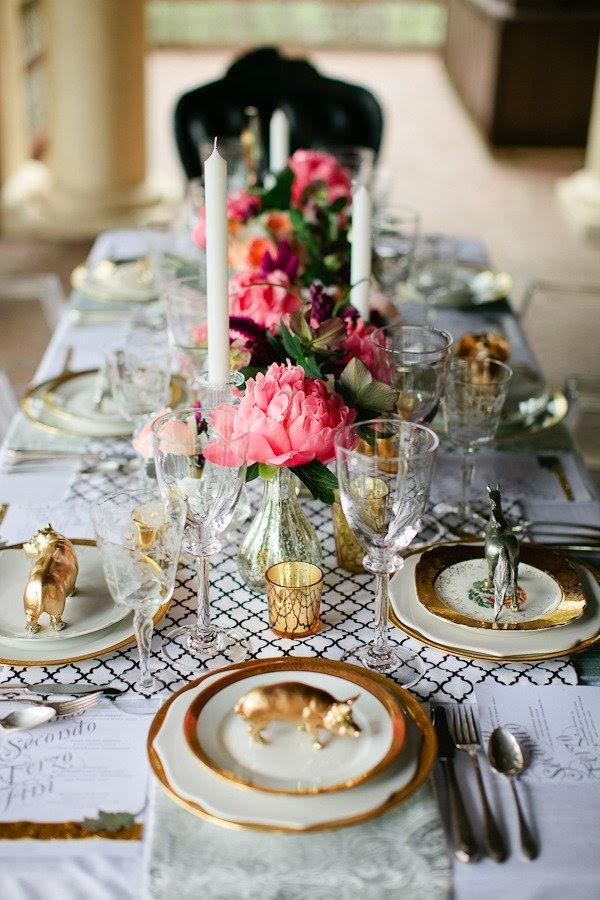 Martha moments setting the table - Decori per san valentino ...