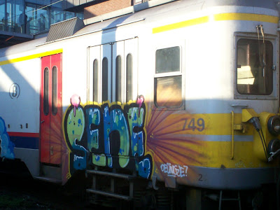 graffiti dedingue