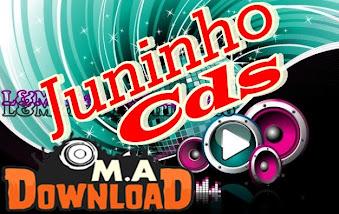 Juninho CD's O Moral De Ibaretama