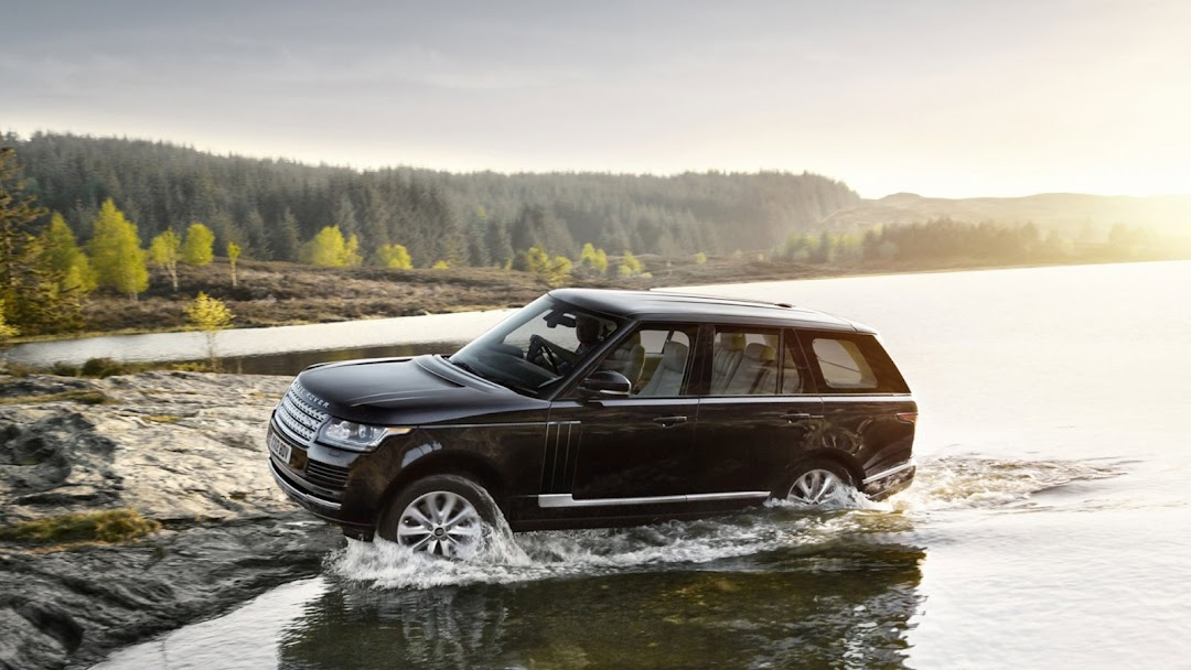 2013 Land Rover Range Rover HD Wallpaper 2