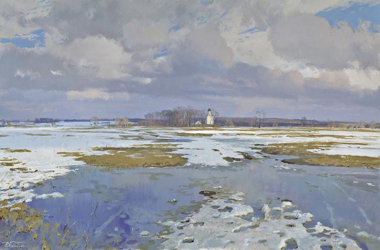 Dmitri Anatolyevich Belyukin - El camí cap al temple