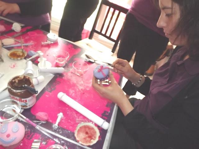 cupcake atelier gourmand