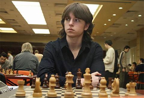 Le joueur d'échecs du mois: l'Israélien Maxim Rodshtein franchit la barre des 2700 points Elo