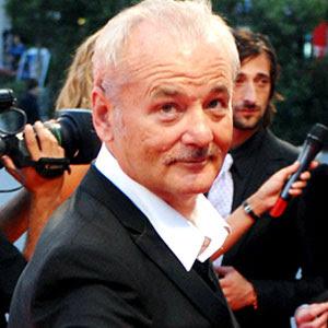 Bill Murray celebridades del cine