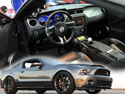 2012 ford sport cars mustang shelby gt500 super snake - 2011 Ford Mustang Shelby Gt500 With Shelby Super Snake Package