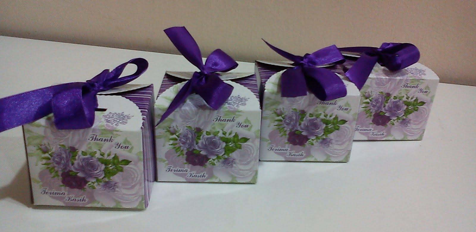 Gift Box Murah Door Gift Murah