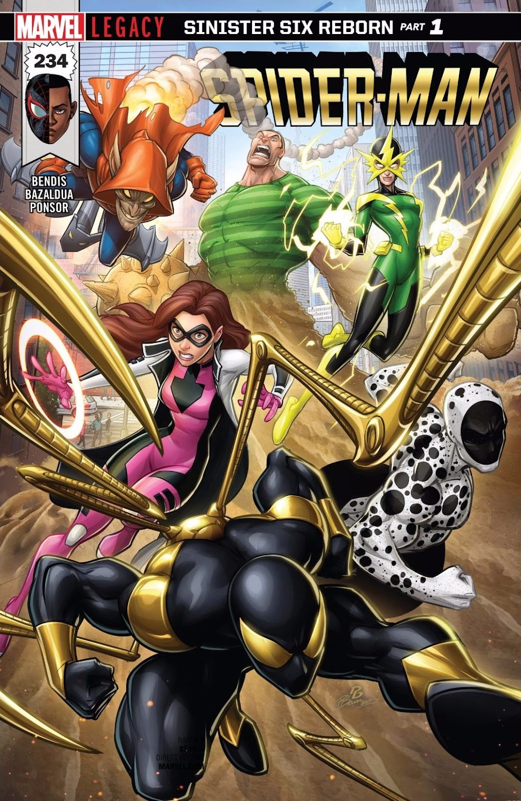 Spider-Man (2016) issue 234 - Page 1