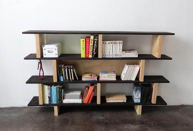 Bibliothque En Contreplaqu PLANTE TUTOS