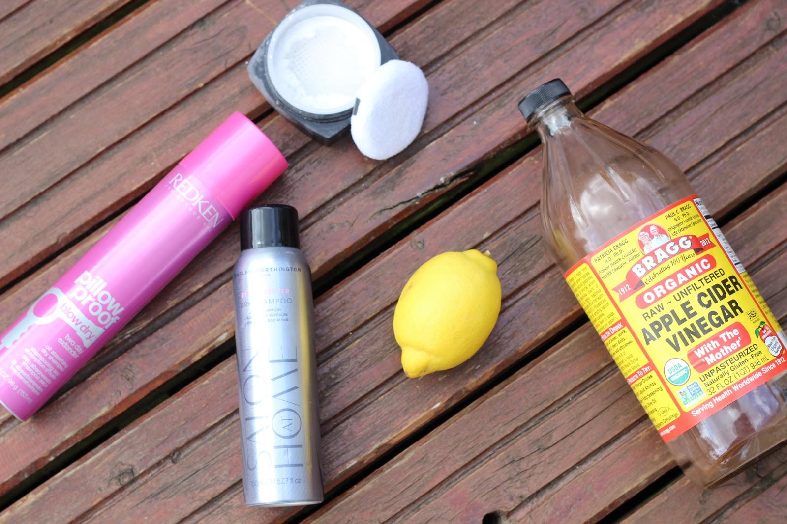 tips for oily hair