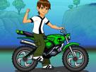 Motorcu Ben 10 Oyunu