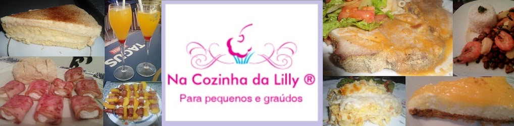 Na Cozinha da Lilly 