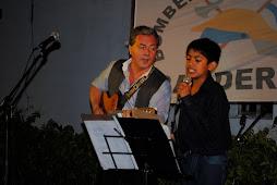 Ariel y Leonardo Soria