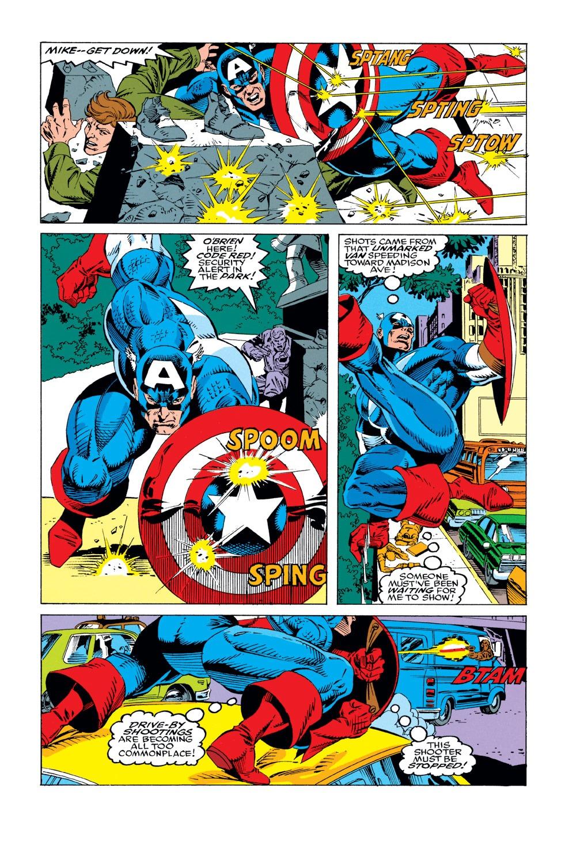 Captain America (1968) Issue #422 #372 - English 9