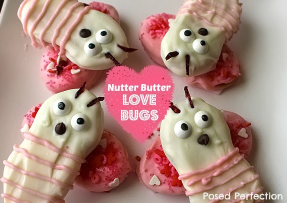 Nutter Butter Love Bugs