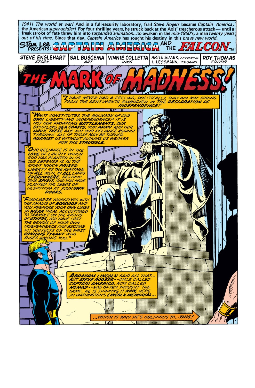 Captain America (1968) Issue #181 #95 - English 2