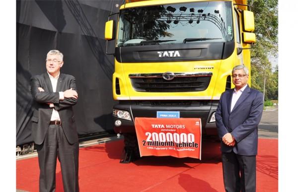 Tata Motors jamshedpur trucks