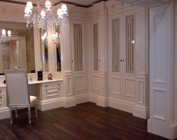 Tradition interiors of nottingham clive christian luxury - Furniture for dressing room ...